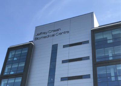Jeffrey Cheah Biomedical Centre