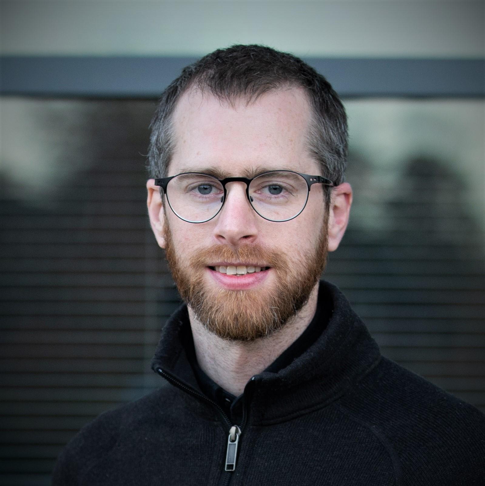 Headshot of Benedict Cross, CTO of Phoremost