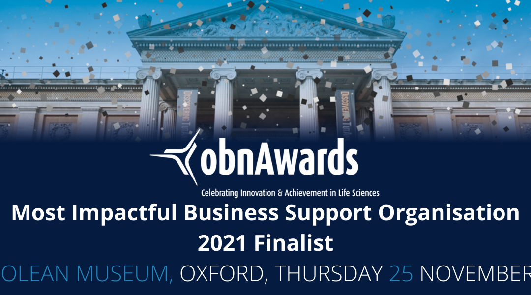 Milner Institute announced as finalist for OBN Award
